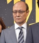 映画『孤狼の血』の製作発表会見に出席した石橋蓮司 (C)ORICON NewS inc.