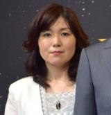 映画『孤狼の血』の製作発表会見に出席した柚月裕子氏 (C)ORICON NewS inc.