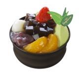 『抹茶とあずきの和パフェ』(486円)