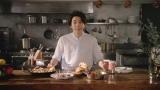 料理の腕前を披露した高橋一生