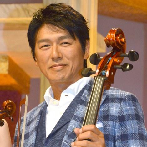 """約50年かけてクラシックに""""回帰""""したことを明かした高橋克典=NHK・Eテレ『ららら♪クラシック』に取材会 (C)ORICON NewS inc."""
