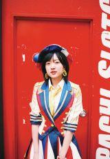 【新カット】『AKB48衣装図鑑 放課後のクローゼット』で名作衣装をまとった須藤凜々花 (C)NMB48