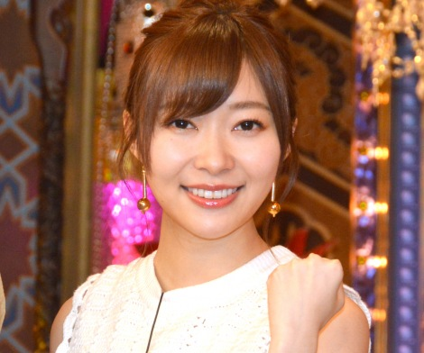 ゴールデン進出でギャラアップに期待したHKT48・指原莉乃=日本テレビ『今夜くらべてみました』の制作会見 (C)ORICON NewS inc.