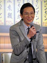 『孤独のグルメ』シリーズについて語る松重豊 (C)ORICON NewS inc.