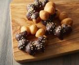 『もちもちドーナツ チョコ&クランチ』(税込価格:260円)