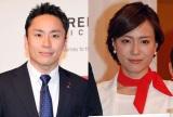(左から)太田雄貴選手、笹川友里アナウンサー (C)ORICON NewS inc.
