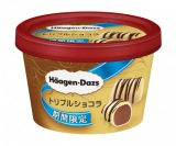 2月7日から発売されている初のホワイトチョコアイスを使った『トリプルショコラ』
