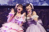 NMB48の上西姉妹がデュエット(左から妹・怜、姉・恵)(C)NMB48