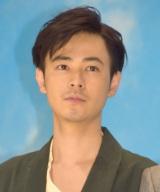 映画『キセキ −あの日のソビト−』の完成披露舞台あいさつに出席した成田凌 (C)ORICON NewS inc.
