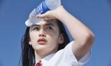 ポカリスエット新CM『踊る始業式』篇に出演している八木莉可子
