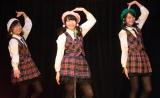 ダンス動画が公開となったKBDホーリーナイト(左から)伊藤沙莉、桜井日奈子、武田玲奈 (C)2017映画「ラストコップ」製作委員会