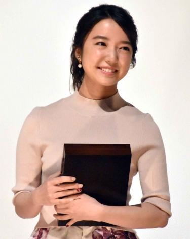 『第26回日本映画プロフェッショナル大賞』の授賞式に出席した上白石萌音 (C)ORICON NewS inc.