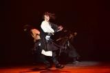 舞台『里見八犬伝』の公開けいこを行った山崎賢人 撮影:阿部章仁