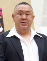 物まねしつつ円満の秘訣を語った松村邦洋 (C)ORICON NewS inc.