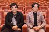 映画『3月のライオン』に出演する高橋一生、メガホンをとった大友啓史監督 (C)ORICON NewS inc.
