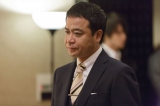 NHK総合・土曜ドラマ『4号警備』第3話にゲスト出演する中山秀征(C)NHK