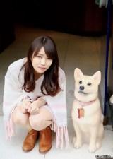 『週刊ヤングマガジン』に登場する欅坂46・小林由依 (C)佐藤佑一/ヤングマガジン