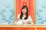 TBS『勝てば満腹!負ければ腹ペコ!ペコジャニ∞』に出演する橋本環奈 (C)TBS