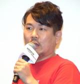 『HITOSHI MATSUMOTO Presents ドキュメンタル』のシーズン2の完成披露試写会に参加したFUJIWARA・藤本敏史 (C)ORICON NewS inc.