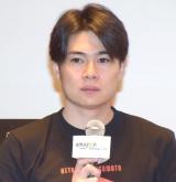 『HITOSHI MATSUMOTO Presents ドキュメンタル』のシーズン2の完成披露試写会に参加した平成ノブシコブシ・吉村崇 (C)ORICON NewS inc.
