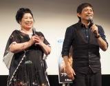 (左から)あき竹城、博多華丸 (C)ORICON NewS inc.