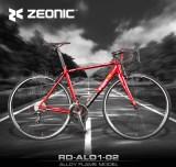 『RD-CB01-CA02 ZEONIC社製 シャア専用ロードバイク』(カーボンフレーム)35万円