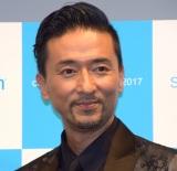 『sodastream cage WORLD tour 2017 in TOKYO』に参加した岡幸二郎 (C)ORICON NewS inc.