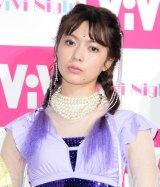 『ViVi Night in TOKYO〜EASTER PARTY〜』に参加する八木アリサ (C)ORICON NewS inc.