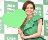 『LINEゴールデンウィーク キャンペーン発表会』に出席したベッキー (C)ORICON NewS inc.
