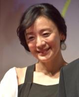映画『光』完成披露試写会に参加した神野三鈴 (C)ORICON NewS inc.