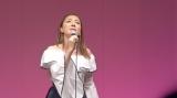 アルバム&ライブDVD発売記念イベントを行った平原綾香