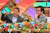 ビートたけし(左)、石坂浩二(右)(C)テレビ朝日