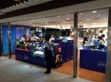 JR東京駅構内グランスタ・シーズンセレクト内の「小樽洋菓子舗ルタオ」期間限定ストア