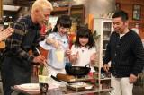 4月29日放送、関西テレビ『おかべろ』に本田望結&紗来姉妹がゲスト出演(C)関西テレビ