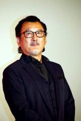 映画『帝一の國』初日舞台あいさつに登壇した吉田鋼太郎(C)ORICON NewS inc.(9/11)