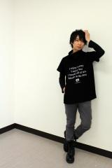 映画『劇場版FAIRY TAIL ?DRAGON CRY-』(5月6日公開)主人公・ナツを演じる柿原徹也 (C)ORICON NewS inc.
