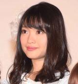 AKB48の48thシングル「願いごとの持ち腐れ」のミュージックビデオ先行上映会に出席したNGT48の北原里英 (C)ORICON NewS inc.