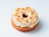 『Mr.Croissant Donut チーズアイシング&ブルーベリー』(税込価格:162円)