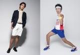 『smart』6月号で普段とは違うスタイルを披露したサンシャイン池崎(宝島社)