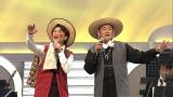 5月7日放送、NHK・BSプレミアム『新・BS日本のうた』氷川きよし座長公演に松平健も出演(C)NHK