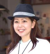 『おぎやはぎの愛車遍歴フェスティバル2017』に出席した自動車評論家の竹岡圭氏 (C)ORICON NewS inc.