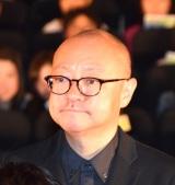 映画『ラストコップ THE MOVIE』の初日舞台あいさつに参加した猪股隆一監督 (C)ORICON NewS inc.