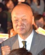 映画『ラストコップ THE MOVIE』の初日舞台あいさつに参加した田山涼成 (C)ORICON NewS inc.
