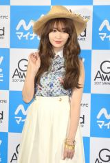 『GirlsAward 2017 SPRING/SUMMER』の大トリを飾った小嶋陽菜 (C)ORICON NewS inc.