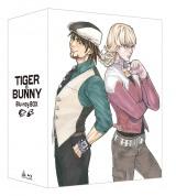 NHK・BSプレミアムで放送された『アニメベスト100』総合1位は『TIGER&BUNNY』。画像は『TIGER & BUNNY Blu-ray BOX』(C)BNP/T&B PARTNERS