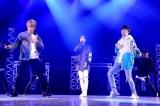 『RISINGPRODUCTION MENS 〜5月の風〜』に出演したw-inds.