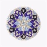 モロッコ風デザインのビーズコースター(税込価格:650円)