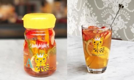 人気の「カレルチャペック紅茶店」の限定ミニジャグ&グラスがキュート!