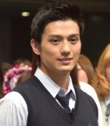 映画『ピーチガール』公開直前イベントに出席した真剣佑 (C)ORICON NewS inc.