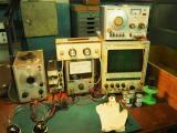 連続テレビ小説『ひよっこ』実際にトランジスタラジオ工場で使用されてきた機械 (C)ORICON NewS inc.